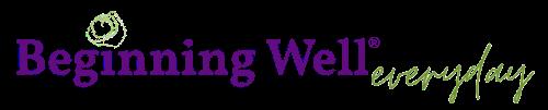 Beginning Well Everyday Logo
